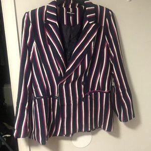 Suit jacket charolette russe